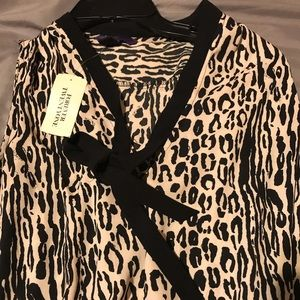 Leopard Sleeveless Dress...Great for any occasion